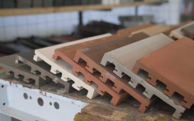 Wat is keramische gevelbekleding
